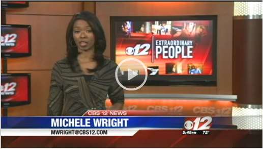 CBS 12 Interview