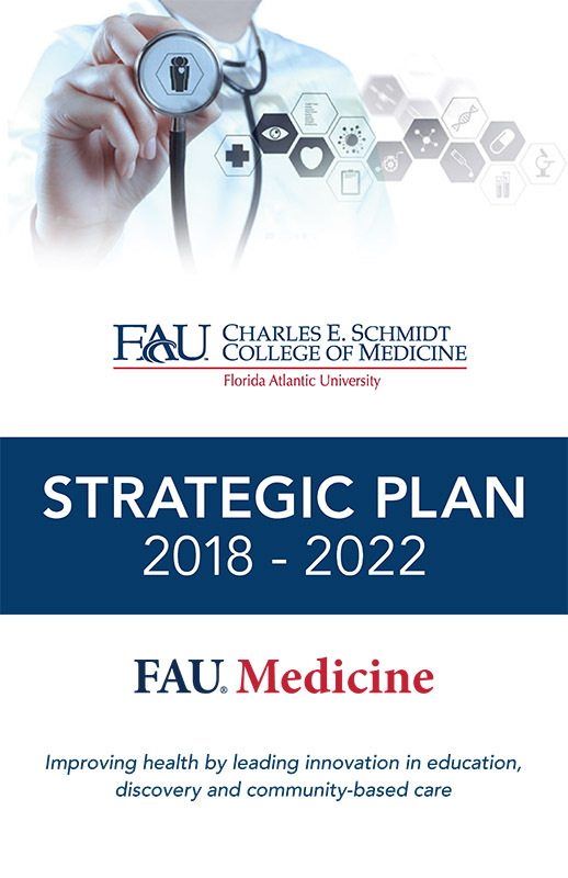 Strategic Plan Brochure Cover