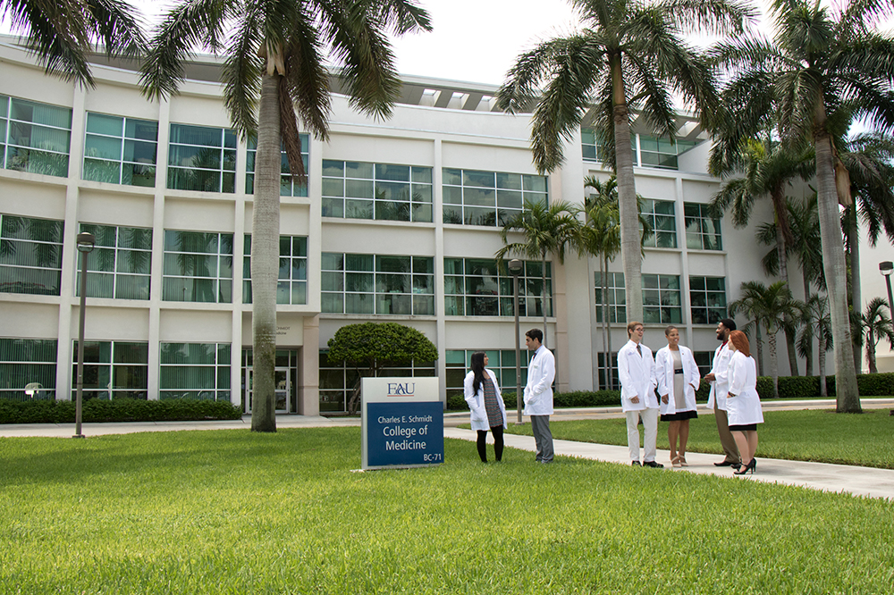 About the MD Program : Florida Atlantic University - Charles